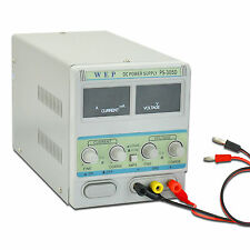 WEP PS-305D DC Power Supply