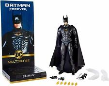 DC Batman Forever Multiverse Signature Collection Batman  Figure Val Kilmer