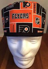 Philadelphia Flyers NHL Men's Surgical Scrub Hat - Skull Cap