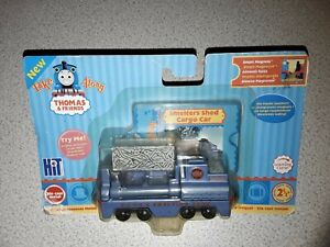 Take Along Thomas - LC76123 - Smelters Shed Cargo Car - Brand New in Sealed Pack