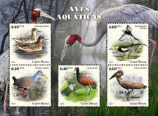 Guinea Bissau 2018 Water birds S201806