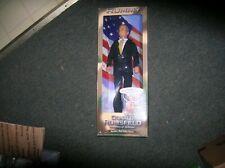 """George W Bush  Talking   12"""" Figure Doll  MIB"""