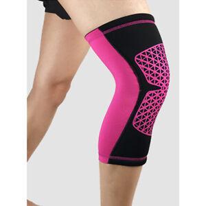 Men Basketball Knee Pads Protectors Outdoor Sports Cycling Running Leg Sleeves