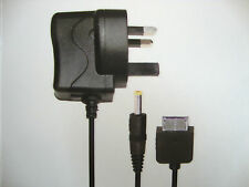 Dual UK AC Adapter Wall Plug Charger Power Supply For Sony PSP & PS VITA Console