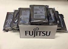 """MBA3073RC Fujitsu 73.5GB 15K SAS 16M 3.5"""" Hard Drive"""