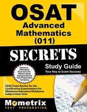 OSAT Advanced Mathematics (011) Secrets Study Guide
