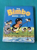 THE BIMBO BOOK 1975- Vintage - Annual