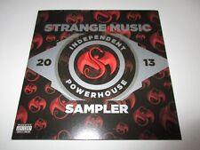 STRANGE MUSIC CD Sampler Brotha Lynch/ Tech N9NE/ Stevie Stone/ Prozak 2013 NEW