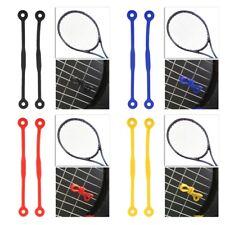 10x Silicone Tennis Racquet Vibration Dampener Shock Absorber Damper