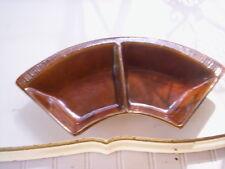 Ceramic serving bowl/Ceramic bowl/12'' bowl/Ceramic nuts bowl/Calif USA bowl