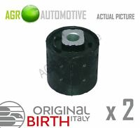 2 x BIRTH REAR AXLE BEAM MOUNTING BUSHES GENUINE OE QUALITY REPLACE 51035