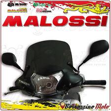 MALOSSI 4514607 CUPOLINO SPORT FUMÉ SCURO HONDA SH300 I Scoopy ie 4T LC <-2010