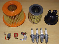 CLASSIC MORRIS MINOR SERVICE KIT --THE BEST ON THE MARKET--ALL BRANDED PRODUCTS