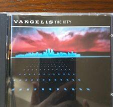 VANGELIS CD - The City BMG Direct  D 153304 Atlantic Records