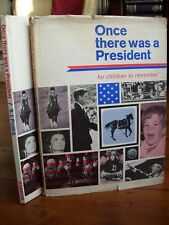 Once There Was A President by S.J. Frolick (hb, 1st edn, 1964)