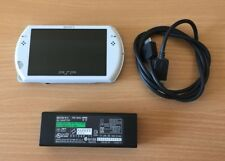 Sony *MINT* PlayStation PSP N1003 GO White 16GB Handheld Console RARE #07