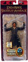The Two Towers Super Poseable Aragorn Action Figure [Helm's Deep]