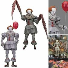 More details for neca it ultimate pennywise clown action figure toys collection decor kids model