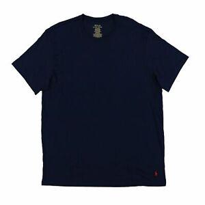 Polo Ralph Lauren Mens Big & Tall T-Shirt Crew Neck Supreme Comfort Modal Tee