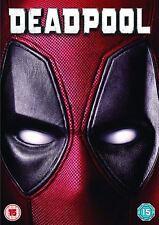 Deadpool [DVD] [2016]- Region 2 UK