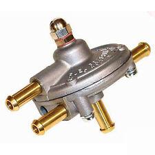 1x Malpassi Turbo Regolatore di pressione del carburante output singolo (FPR009)