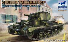 BRONCO CB35149 1/35 British Cruiser Tank A9/A9 CS (MK.I/I CS)