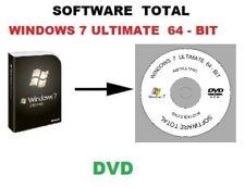 WINDOWS 7 ULTIMATE 64 BIT SP1 REINSTALL REPAIR DVD