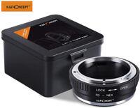 Lens Mount Adapter for Canon FD FL Lens to Sony E-mount Alpha NEX Mount Cameras