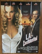 L.A. Confidential Original Vintage Poster 1987 Movie Theater Promo Pin-up Huge