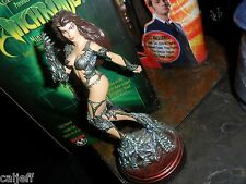 """WITCHBLADE 7 """" MINI STATUE FIGURE SCULPTED BY CLAYBURN MOORE"""
