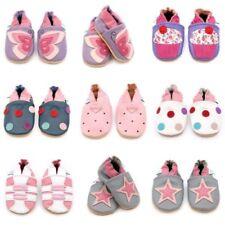 Scarpe neonata pantofole in pelle per bimbi