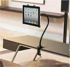 360° Rotating Universal Mount Bed Desk Tablet Stand Holder iPad Air Mini Pro