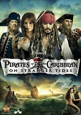 Pirates of the Caribbean: On Stranger Tides (Format: DVD)
