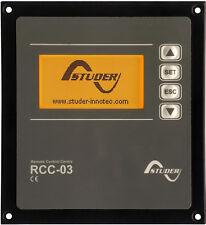 Unità di controllo a distanza inverter batteria RCC-03 Studer