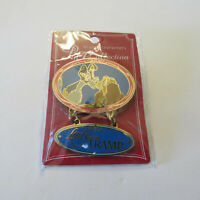 Disney Lady and the Tramp Japan Dangle LE Pin