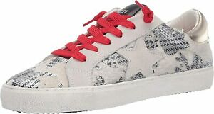 STEVE MADDEN Brand Women's Multi Lace Up Suede Sneaker Shoes Size 9 NEW