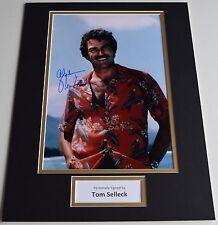 Tom Selleck SIGNED autograph 16x12 photo display Magnum PI Hawaii 5-0 AFTAL COA