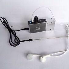 NEW Spy Microphone Audio Ear Listening Device Amplifier Bug Wall/Door Voice bug