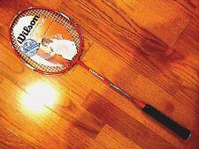 Wilson Hyper Team Zone X200 Badminton Racquet - Brand New!