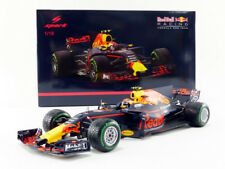 Spark RED BULL TAG HEUER RB13 CHINA GP 2017 Verstappen #33 1/18 Scale New!