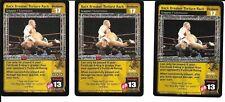 WWE RAW DEAL - 3X Back Breaker Torture Rack *FREE SHIPPING* RARE *Playset* Multi