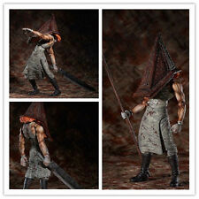 NEW Figma Silent Hill Revelation Pyramid Head PVC Action Figures Fans Toys