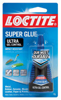 Loctite  Ultra Gel Control  High Strength  Gel  Super Glue  4 gm