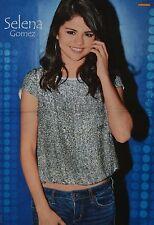 SELENA GOMEZ - A3 Poster (ca. 42 x 28 cm) - Clippings Fan Sammlung NEU