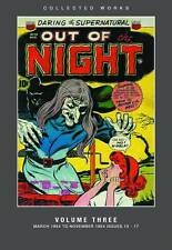 Out of Night Vol 3 Golden Age ACG Horrors HC 2013 PS Artbooks