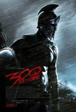 300 Rise Of The Empire Advance Original Movie Poster  Double Sided 27x40
