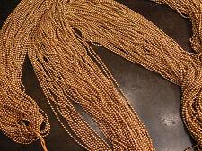 chaine doré 50 m fantaisie a traiter pour fabrication bijoux