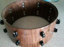 Stave snare drum 14x6.5 suit pearl tama sonor