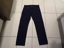 Levi's Men's Size 30x30 Nightwatch Blue 502 Taper Jeans