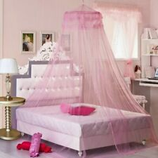 Folded Mosquito Net Tulle Double Bed Repellent Tent Canopy Curtain